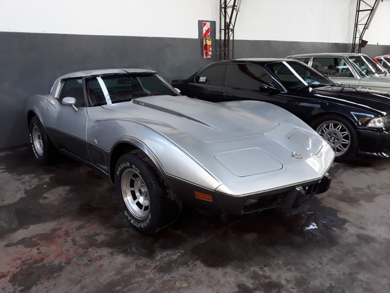 Chevrolet Corvette 78 Manual