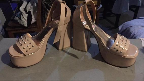 Zapatos De Vestir Coral Talle 39