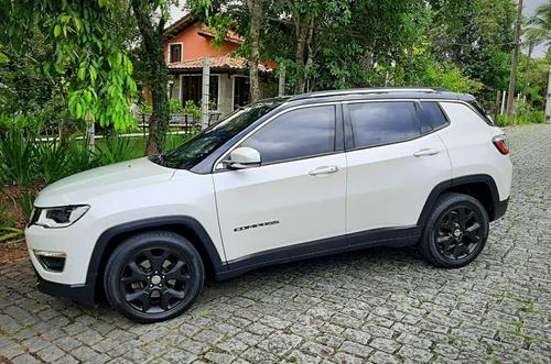 Jeep Compass Limited Blindada 2017