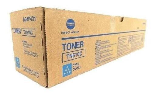 Toner Konica Bizhub Pro C5500/c6500 (a04p430) Tn610c Ciano