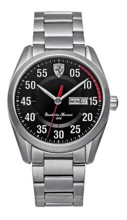 Relógio Ferrari Scuderia Original Com Caixa