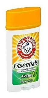 Kit 3 X Desodorante Arm & Hammer Essentials - Fresh