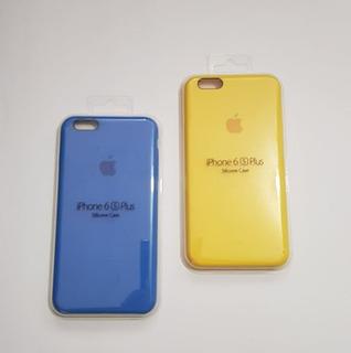 Funda iPhone 6s Plus Case Protector Silicon Original
