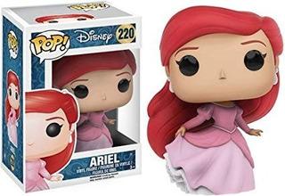 Figura Funko Pop Disney La Sirenita - Ariel 220-local