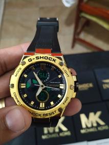 Relogio Casio G Shock 5369 Mtg Caixa De Metal + Brinde