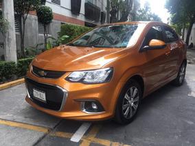 Chevrolet Sonic 1.6 Lt Paq F At 2017como Nuevo