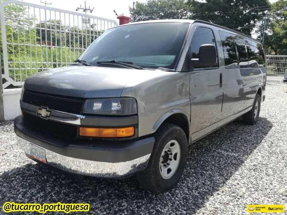 Chevrolet Van Express 15 Puestos
