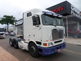 International 9800 6x2 2012= Iveco Stralis 380 Internacional