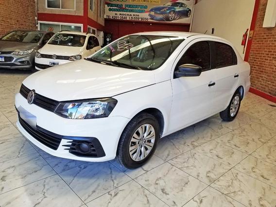 Volkswagen Voyage Trendline 2018 Unica Mano