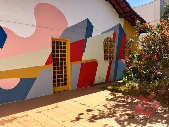 Casa Com 5 Quartos Para Alugar No Setor Bueno Em Goiânia/go. - Ca0128