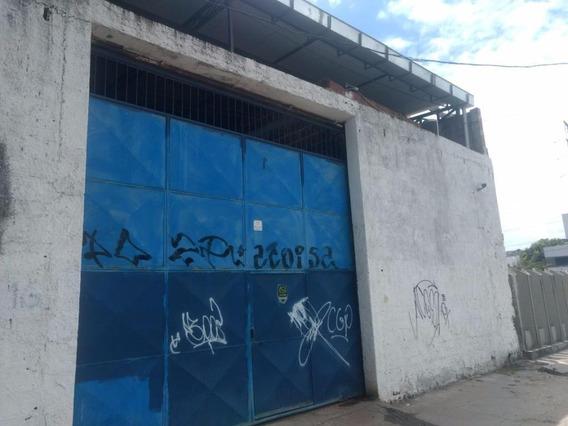 Galpão Comercial Para Venda E Locação, Santo Amaro, Recife. - Ga0046