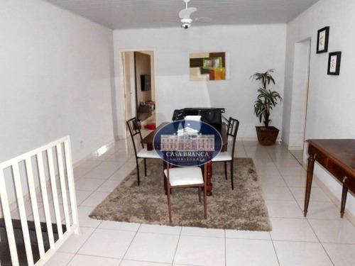 Imagem 1 de 10 de Casa Com 4 Dormitórios À Venda, 600 M² Por R$ 700.000 - Icaray - Araçatuba/sp - Ca1117
