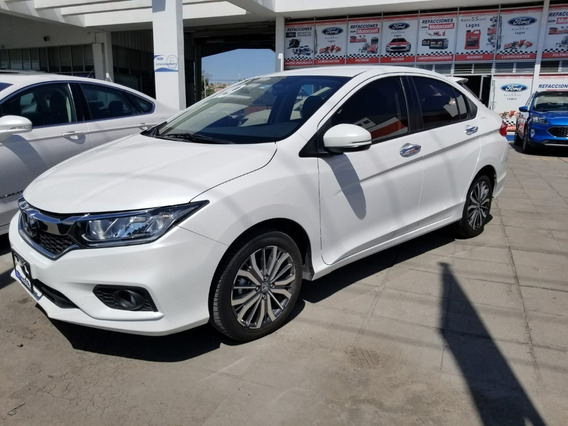 Honda City Ex Cvt 2019