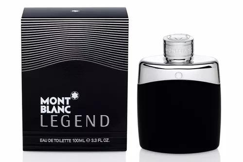 Perfume Mont Blanc Legend 100ml - Original