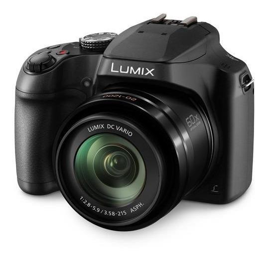 Câmera 4k Panasonic Lumix Dc-fz82 Zoom 60x 20-1200
