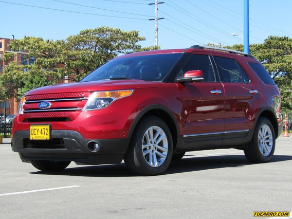 Ford Explorer Unlimited At 3500