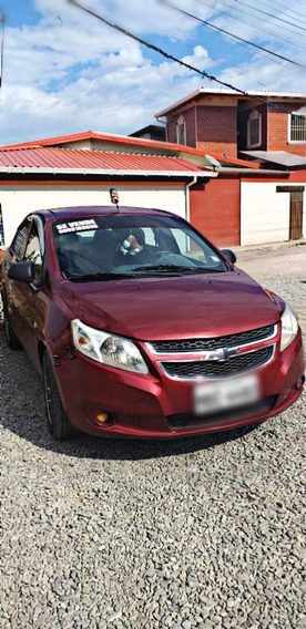 Chevrolet Sail Full Equipo