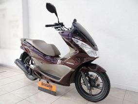 Honda Pcx 150 Dlx Marrom
