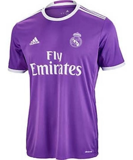 Camisa Real Madrid 2016/2017 - 3ª Camisa