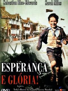 Esperança E Glória Dvd Original