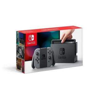 P/o Consola Nintendo Switch Gris 32 Gb Control