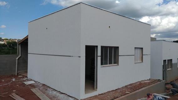 Casa Em Condomínio Para Venda No Nova Trieste Em Jarinu - Sp - 141