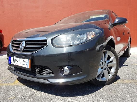 Renault Fluence 2.0 Dynamique Cvt Mt 2014