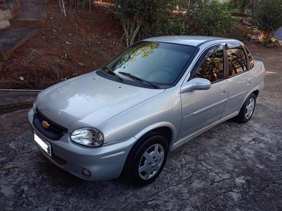 Corsa Sedan Gls 99/99 1.6 16v 4p Prata
