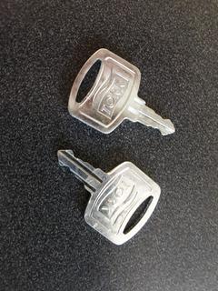 Tork Keys (par De Llaves)