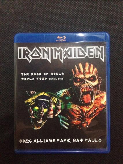 Iron Maiden Allianz Park São Paulo - Brasil 2016