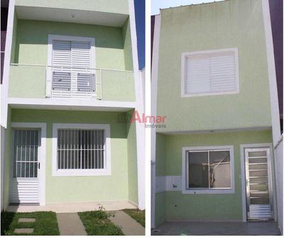 Sobrado Com 2 Dorms, Guaianazes, São Paulo - R$ 278.000,00, 68,22m² - Codigo: 6923 - V6923