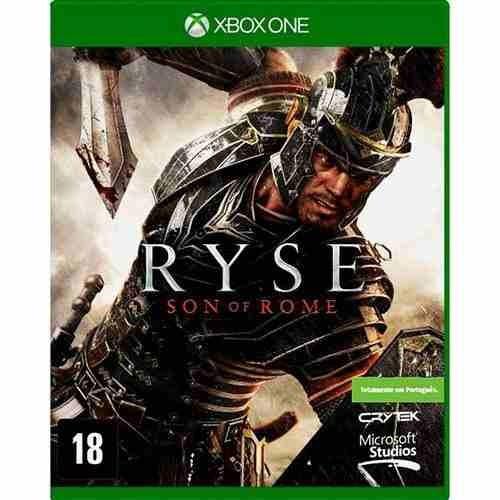 Ryse Son Of Rome Xbox One Original Usado