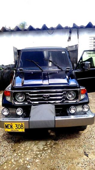 Toyota Año 85 Japoné Toyota Land Cruze