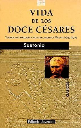 Imagen 1 de 3 de Vida De Los Doce Cesares, Suetonio, Juventud