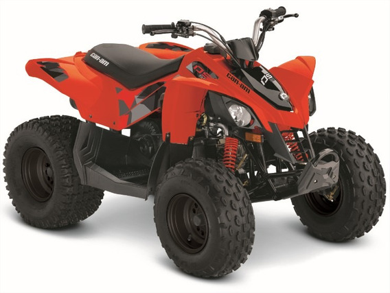 Quadriciclo Brp Can-am Ds 90 - Novo