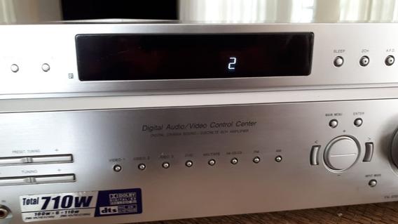 Receiver Sony Str-k870p 6.1 Ch Com Defeito Leia O Anuncio