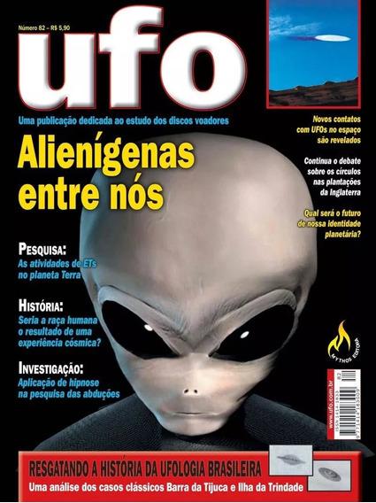 Revista Ufo - Coleção Normal 07 Volumes