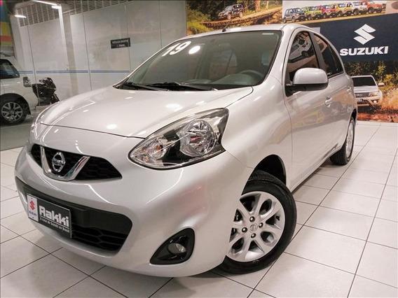 Nissan March 1.6 Sv 16vstart