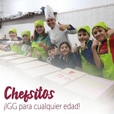 Chefsitos Cocina Para Niños