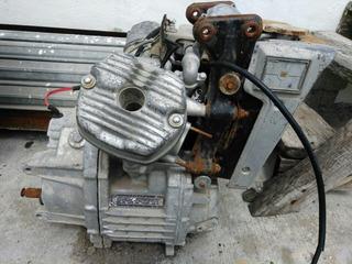 Motor Honda Gl500 Silverwing Honda Cx500 En Partes
