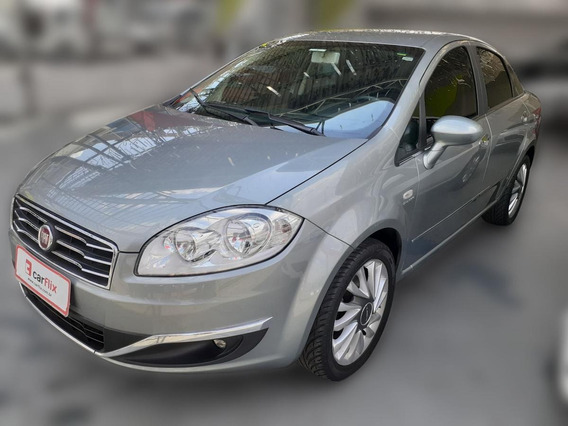 Fiat Linea Absolute 1.9/1.8 Flex Dualogic 4p