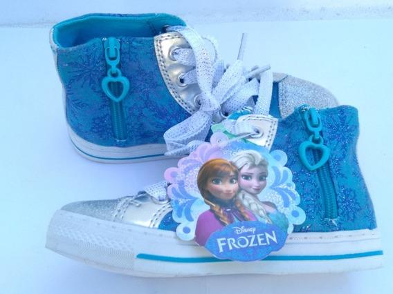 Zapatos Botines Niña Fronzen Ii Disney Talla Eu 26 (17,5 Cm)