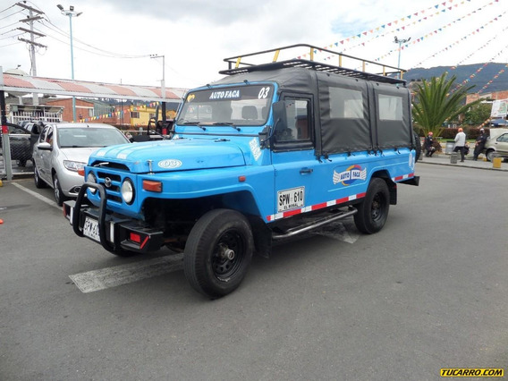 Jeep Otros Modelos Bj2032zle