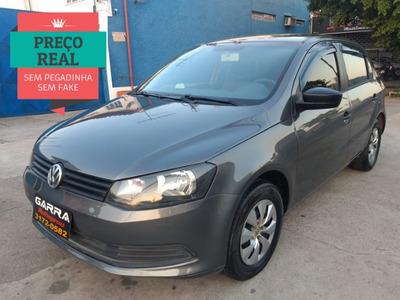 Volkswagen Gol 2014 - Gnv - 10m 5g - Baixa Km