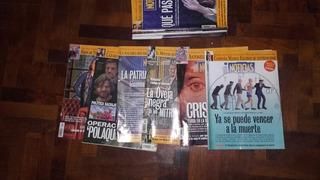 Revistas Noticias Por 10 Unidades