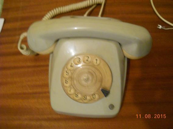 Teléfono A Disco-entel- Funcionando