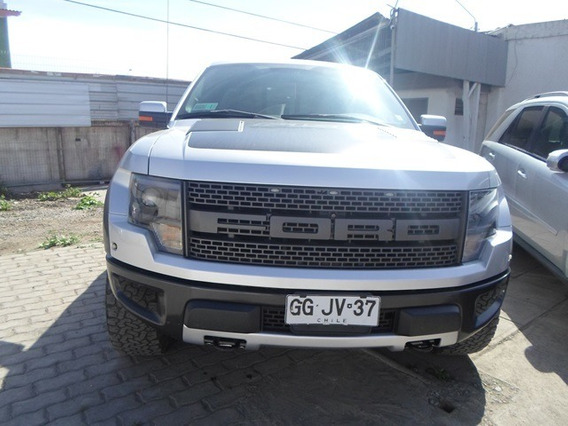 Ford F-150 Raptor 6.2 Cm 4x4 Full Equipo Aut Año 2014