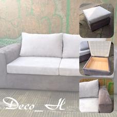 Cortinas,papel,acolchados,sillones Retapizados Almohadones