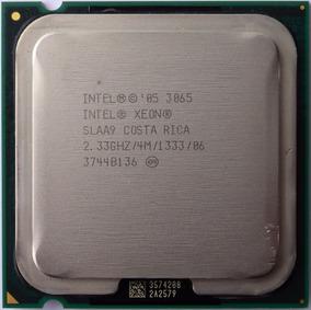 Processador Intel Xeon 3065 2.33ghz 4m 1333 Lga775