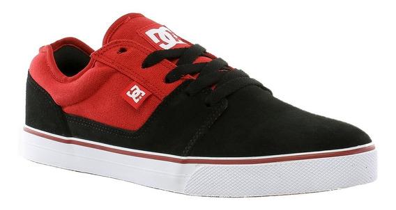 Dc Zapatillas Hombre Tonik Negro / Rojo